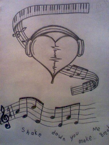 Broken Heart Tattoo Design Meaning (141)