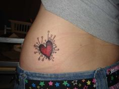 Broken Heart Tattoo Design Meaning (17)