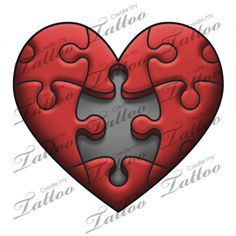 Broken Heart Tattoo Design Meaning (176)