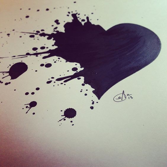 Broken Heart Tattoo Design Meaning (191)