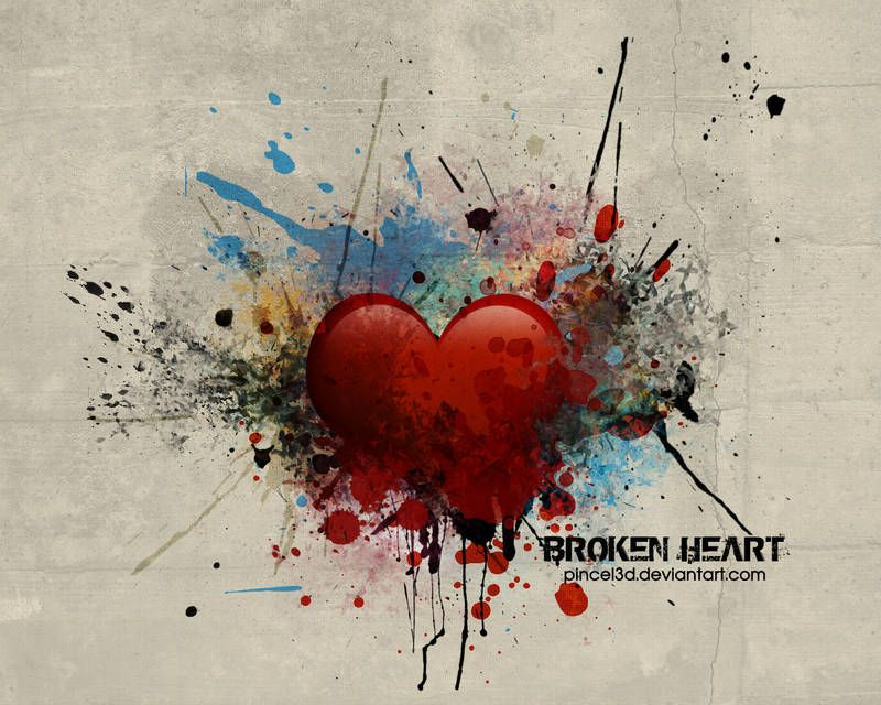 Broken Heart Tattoo Design Meaning (20)