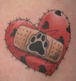 Broken Heart Tattoo Design Meaning (201)