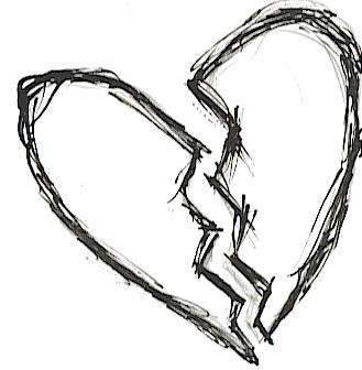 Broken Heart Tattoo Design Meaning (210)