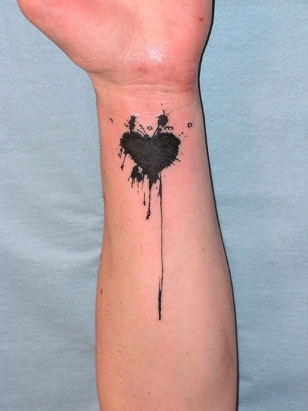 Broken Heart Tattoo Design Meaning (46)