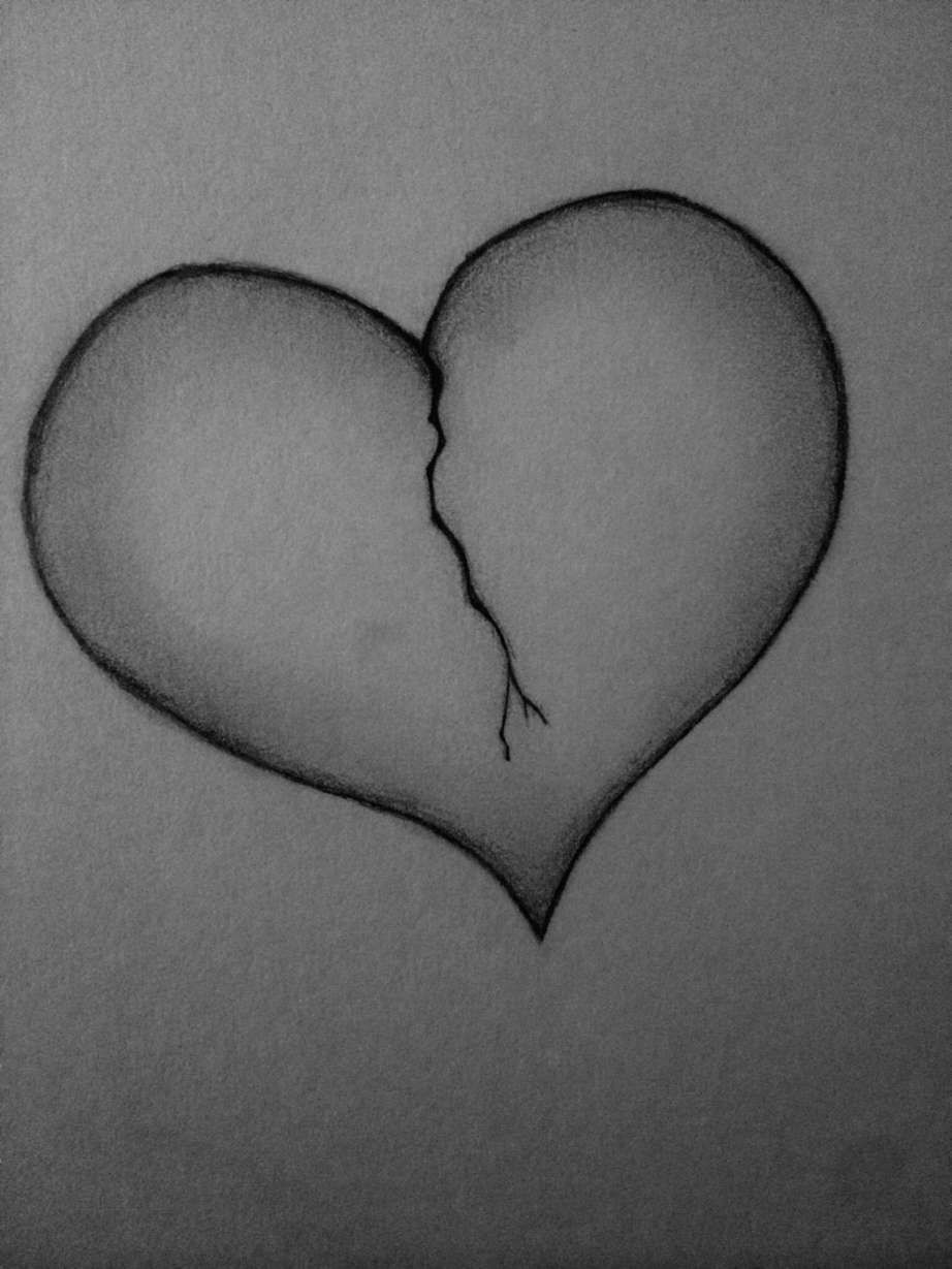 Broken Heart Tattoo Design Meaning (53)