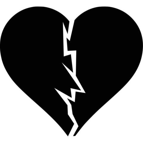 Broken Heart Tattoo Design Meaning (73)