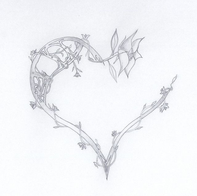 Broken Heart Tattoo Design Meaning (9)