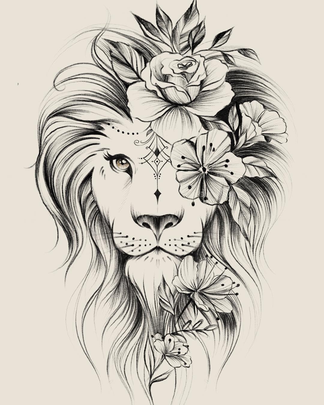 Leo Zodiac Horoscope Sign Symbol Tattoo Designs (118)