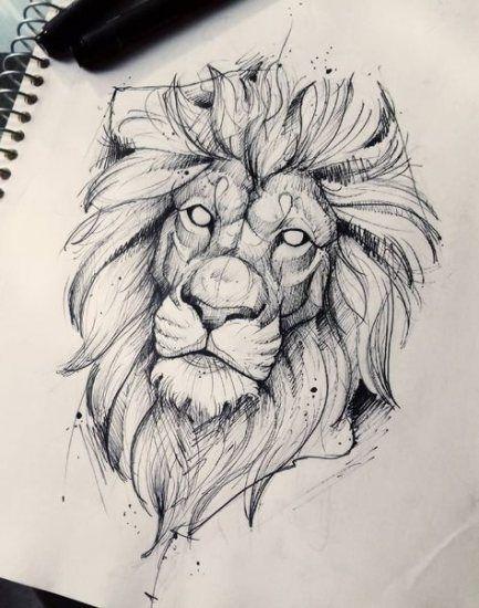 Leo Zodiac Horoscope Sign Symbol Tattoo Designs (160)