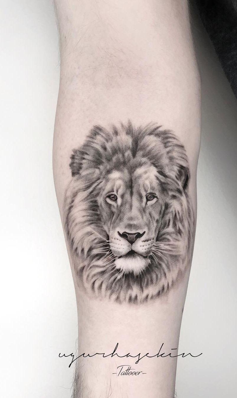 Leo Zodiac Horoscope Sign Symbol Tattoo Designs (200)