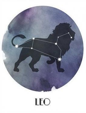 Leo Zodiac Horoscope Sign Symbol Tattoo Designs (36)