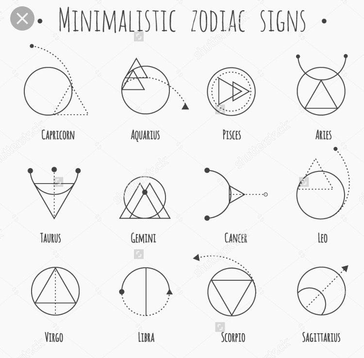 Leo Zodiac Horoscope Sign Symbol Tattoo Designs (75)