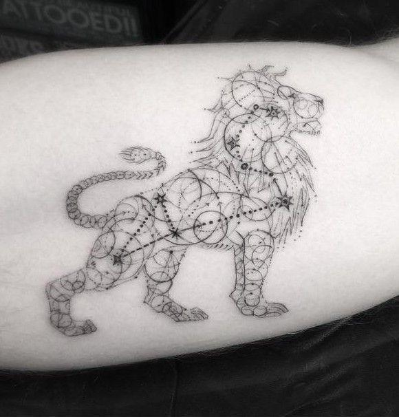 250 Leo Tattoo Designs 2020 Zodiac Sign Symbol And Horoscope Ideas