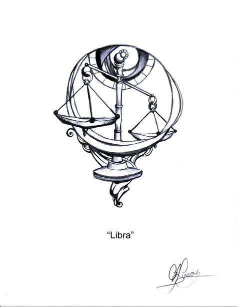 Libra Scale Drawings
