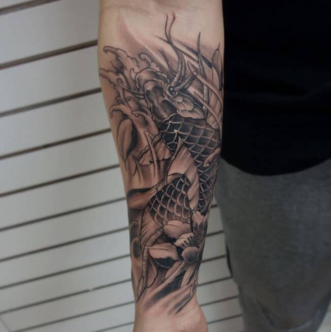 Forearm Cover Up Tattoo Ideas