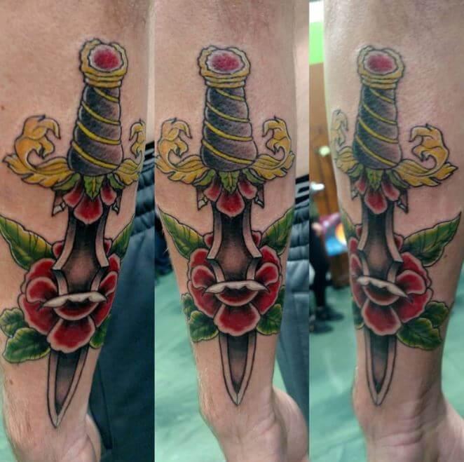 Forearm Tattoo Sleeve Cover