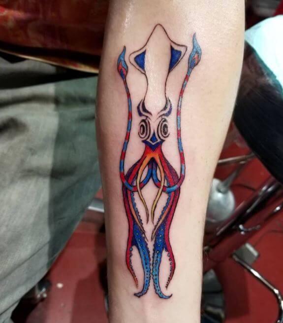 Forearm Tattoos Girls