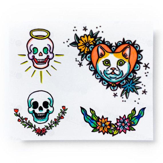 Half Angel Half Devil Tattoo Designs (111)