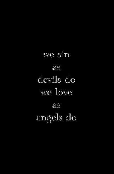 Half Angel Half Devil Tattoo Designs (210)
