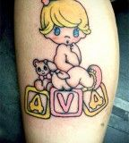 Half Angel Half Devil Tattoo Designs (40)