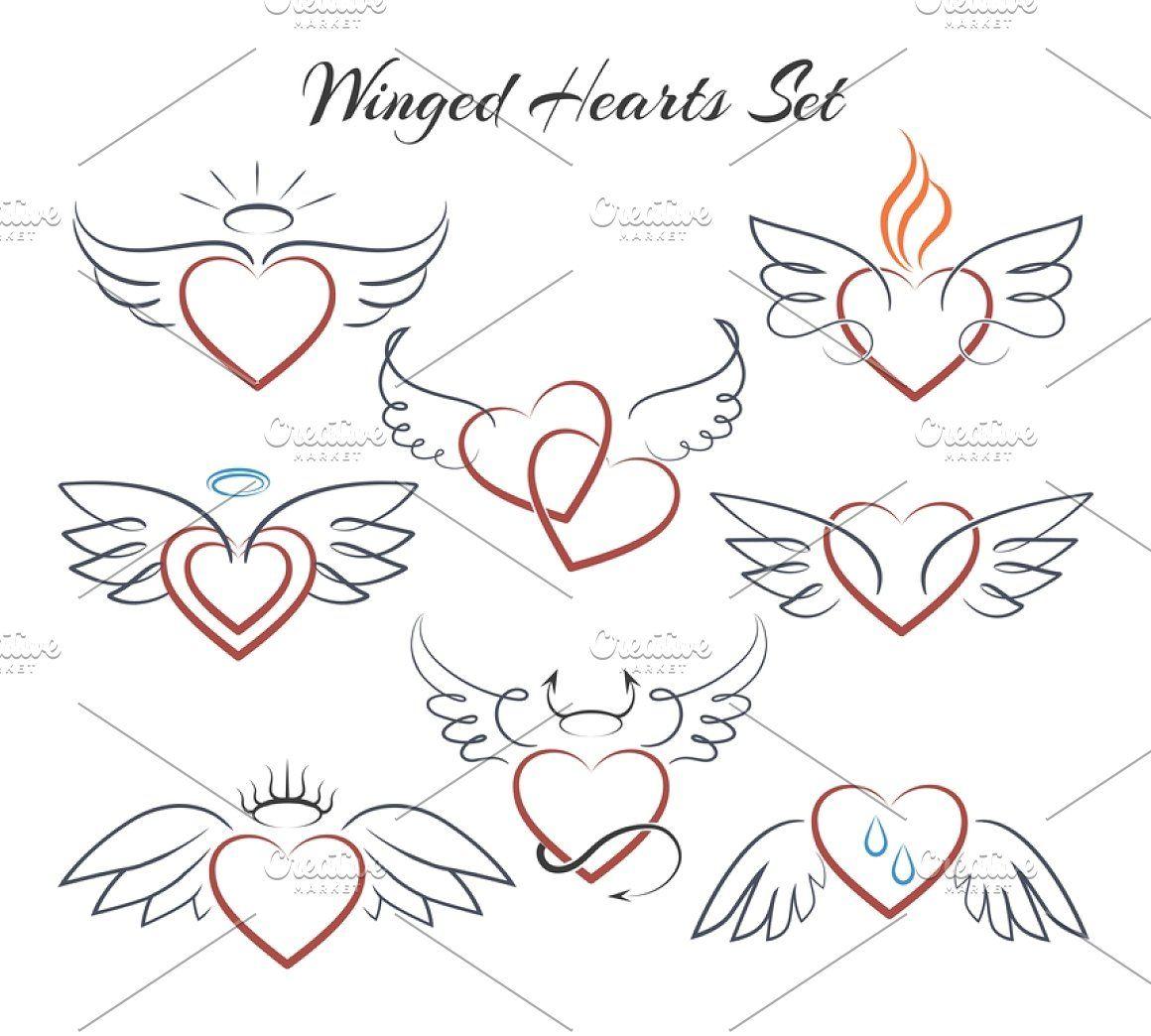 Half Angel Half Devil Tattoo Designs (53)