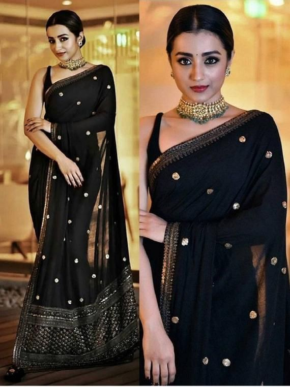 How To Wear The Saree Methods Blouse (233)