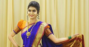 how to wear the saree methods blouse