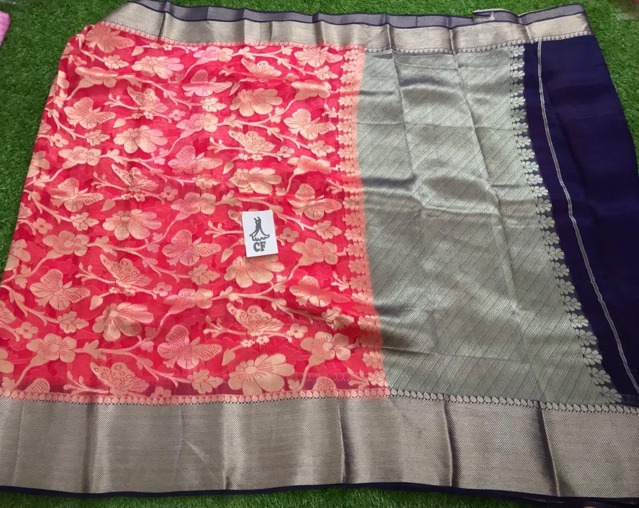 Kalamkari Saree Work Blouse Designs (155)