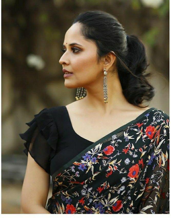 Kalamkari Saree Work Blouse Designs (164)