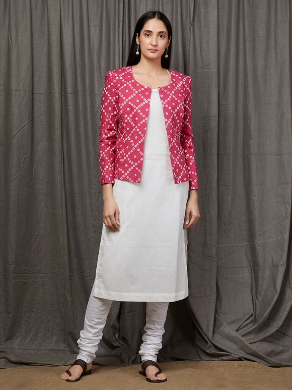 Kalamkari Saree Work Blouse Designs (170)