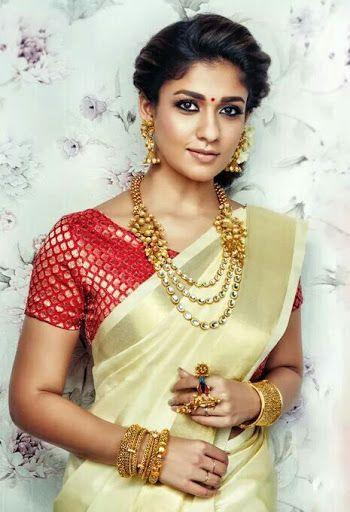 Kalamkari Saree Work Blouse Designs (209)
