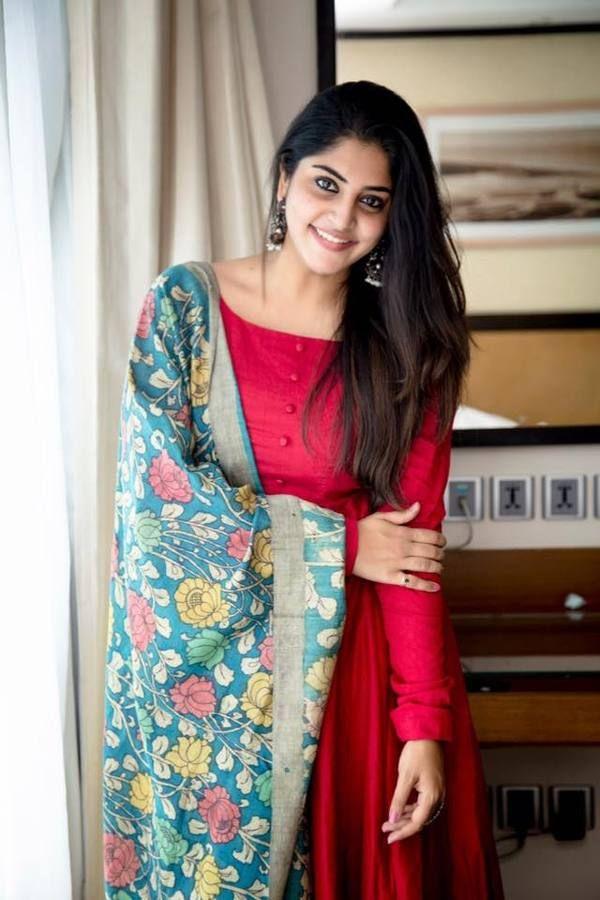 Kalamkari Saree Work Blouse Designs (217)