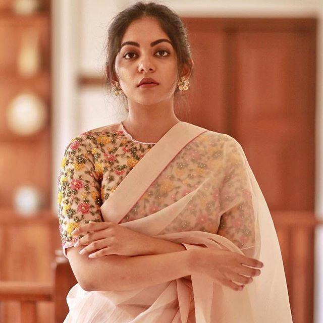 Kalamkari Saree Work Blouse Designs (43)