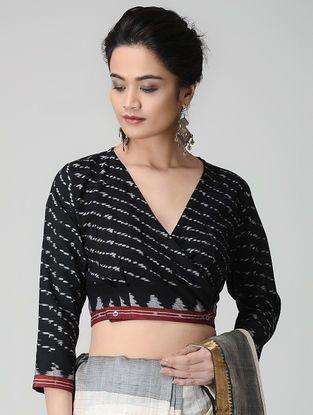 Kalamkari Saree Work Blouse Designs (68)