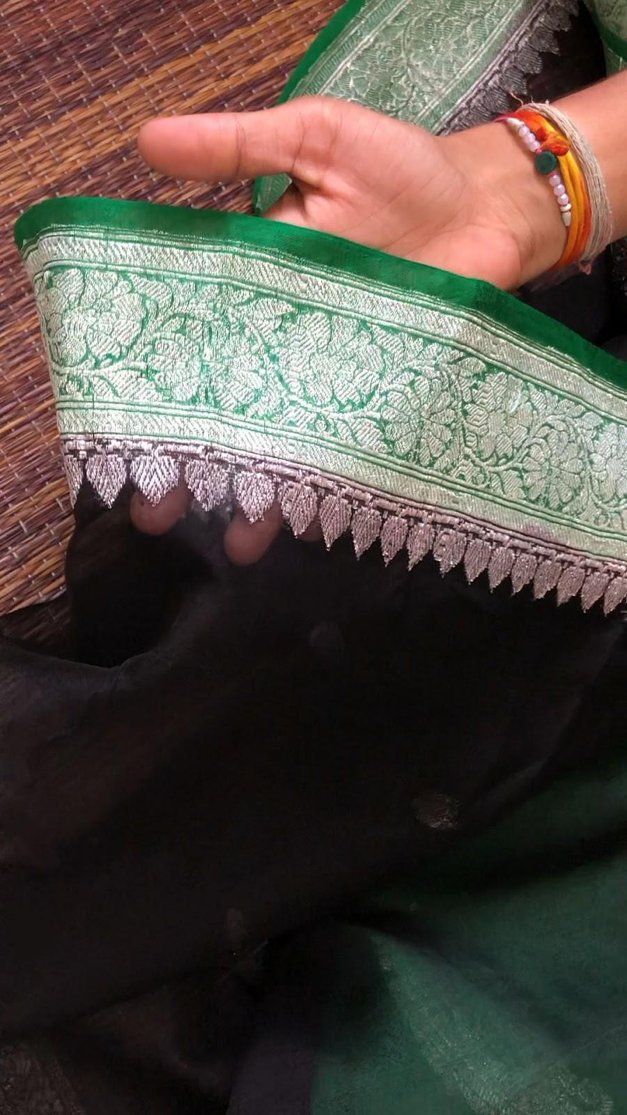 Kalamkari Saree Work Blouse Designs (69)