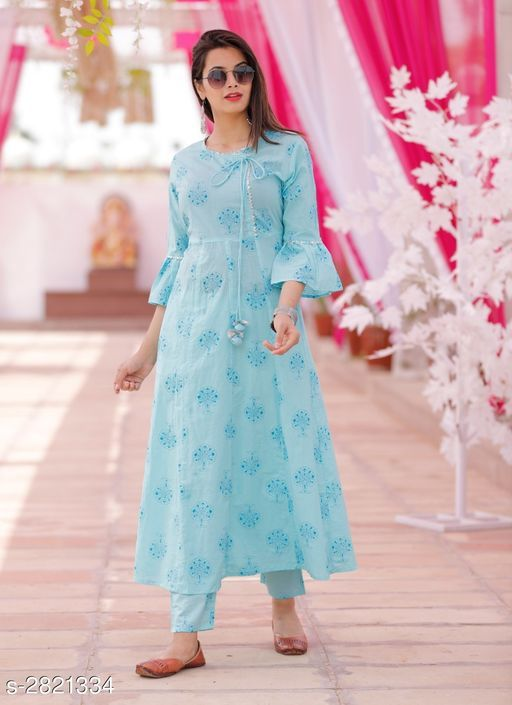 Party Wear Heavy Kurtis For Marriage (105)