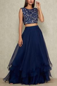 Party Wear Heavy Kurtis For Marriage (109)