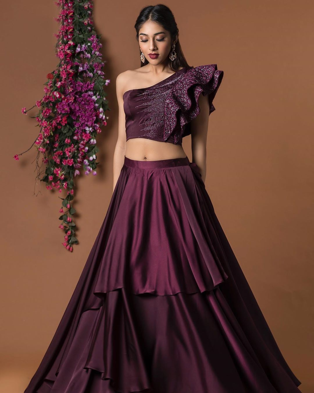Party Wear Heavy Kurtis For Marriage (117)