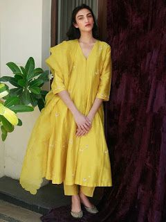 Party Wear Heavy Kurtis For Marriage (124)