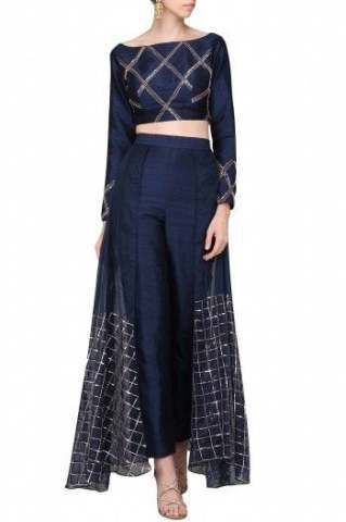 Party Wear Heavy Kurtis For Marriage (135)