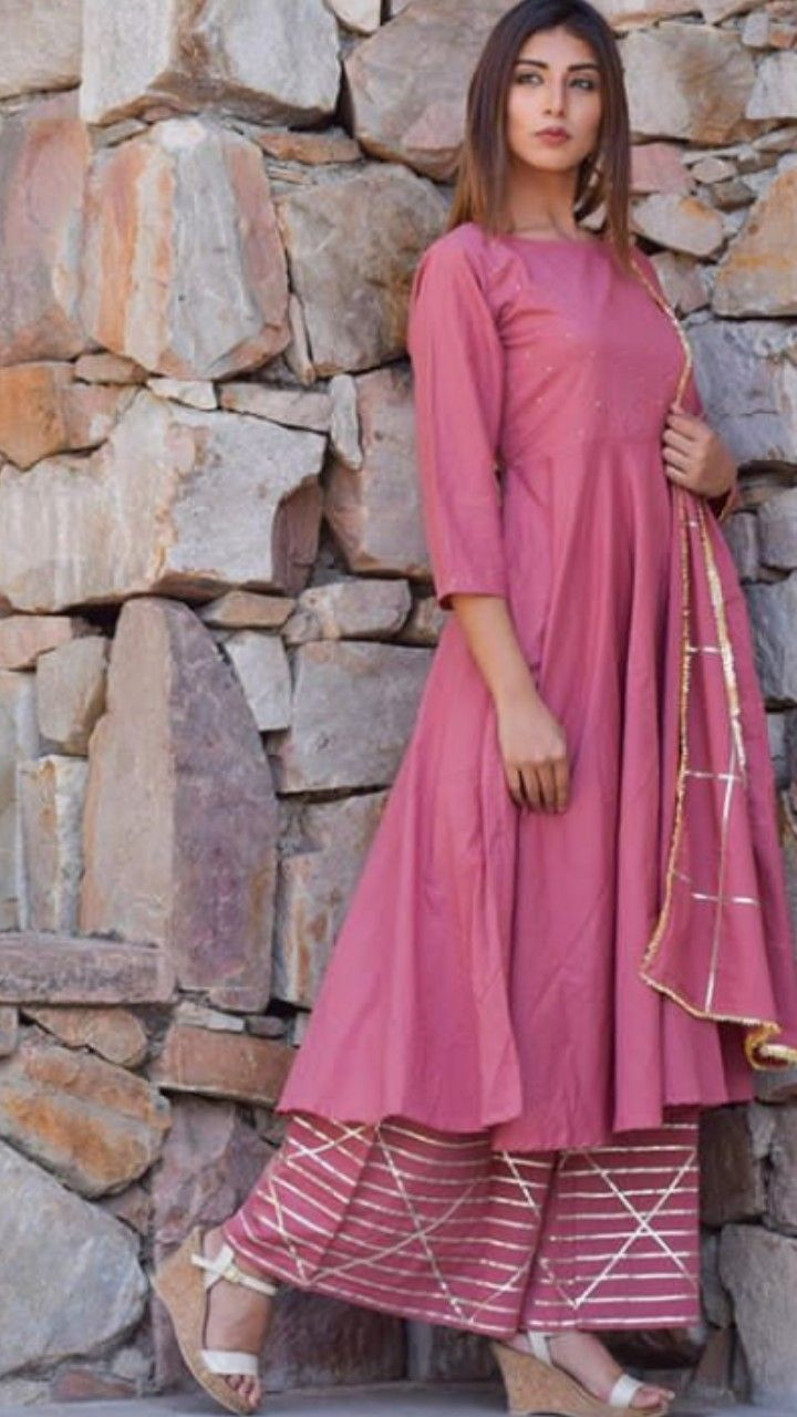 Party Wear Heavy Kurtis For Marriage (136)