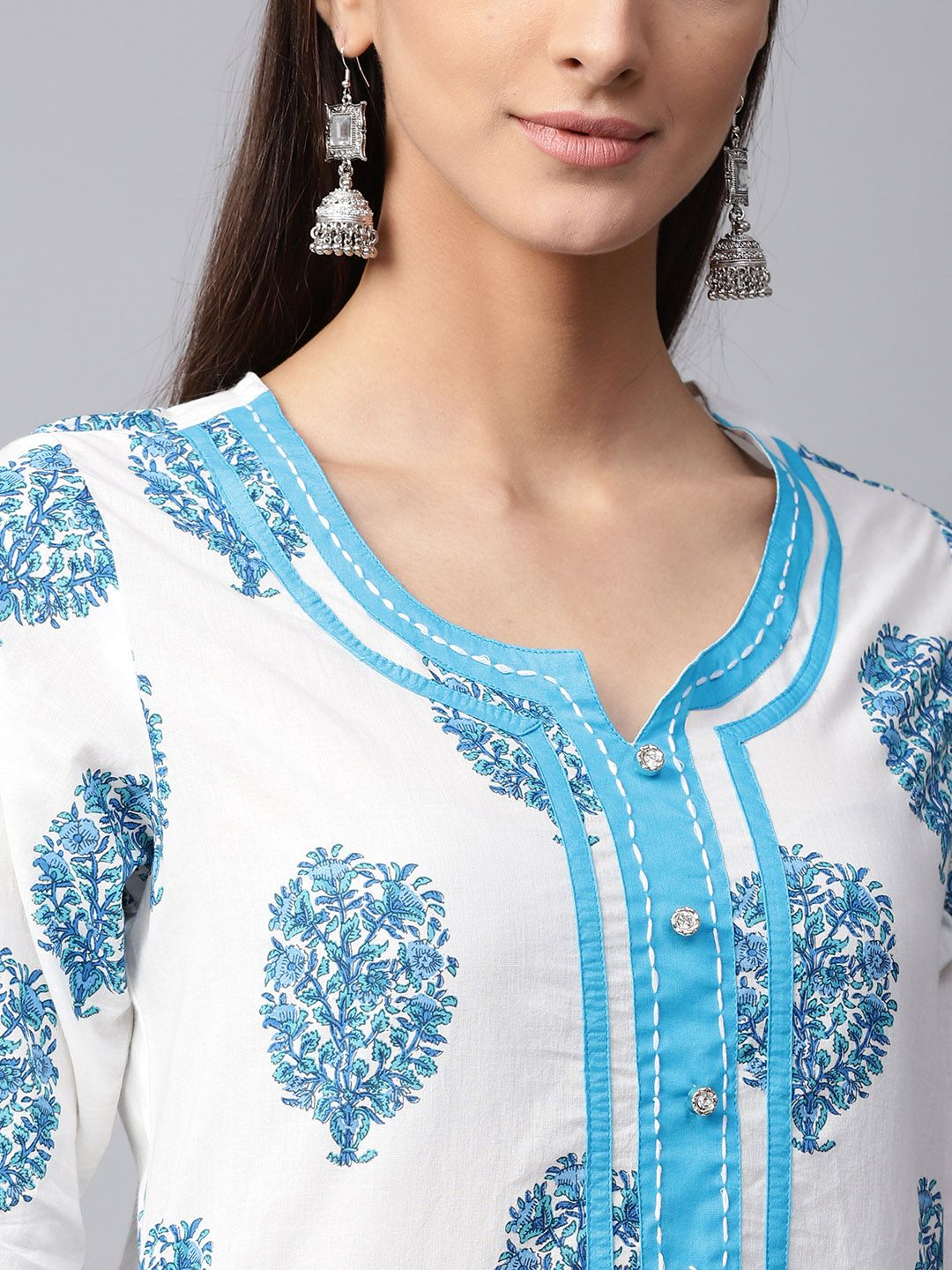 Party Wear Heavy Kurtis For Marriage (147)