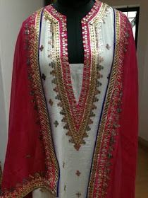 Party Wear Heavy Kurtis For Marriage (151)