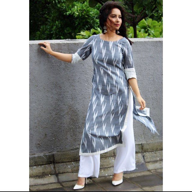 Party Wear Heavy Kurtis For Marriage (152)
