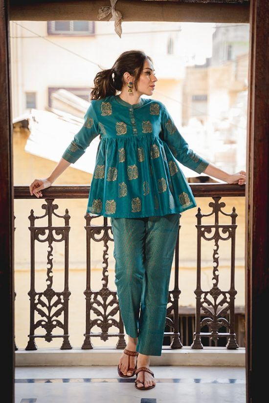 Party Wear Heavy Kurtis For Marriage (16)