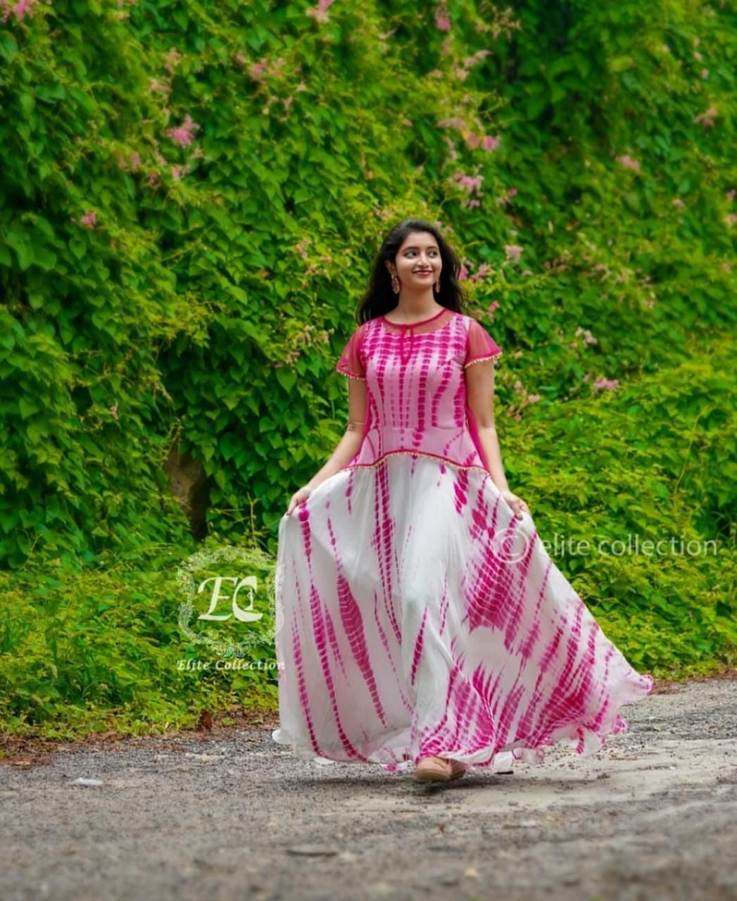 Party Wear Heavy Kurtis For Marriage (161)