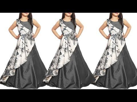 Party Wear Heavy Kurtis For Marriage (163)