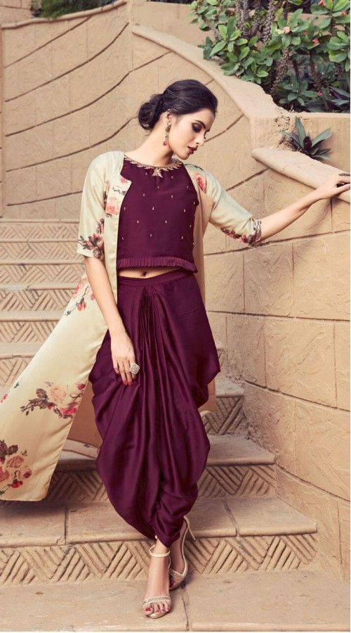 Party Wear Heavy Kurtis For Marriage (165)