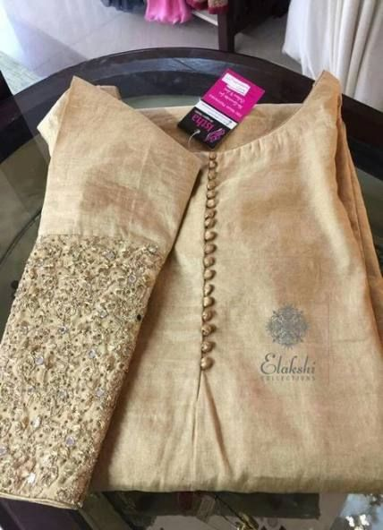 Party Wear Heavy Kurtis For Marriage (167)