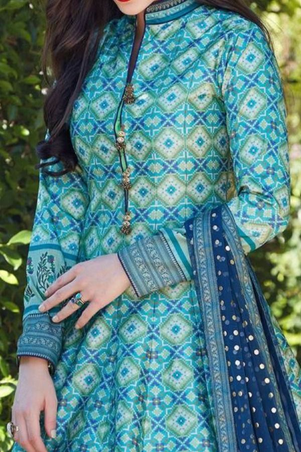 Party Wear Heavy Kurtis For Marriage (168)
